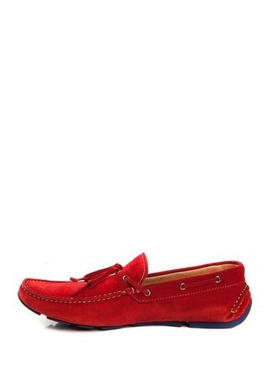 Damat Klasik Ayakkabı Kırmızı